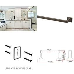 Design House 539213 Millbridge Towel Bar, Oil Rubbed Bronze,