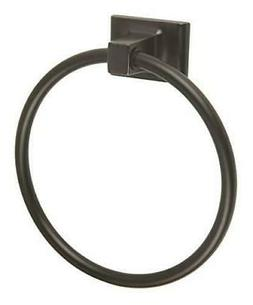 Design House 539239 Millbridge Towel Ring, Oil Rubbed Bronze