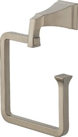 Delta 75146-SS Dryden Towel Ring, Stainless by DELTA FAUCET