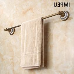 Antique Bathroom Accessories <font><b>Brass</b></font> <font