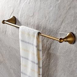Leyden Antique Bathroom Accessories Brass Towel Bar Home Dec