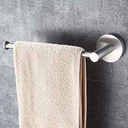 Mellewell Contemporary Towel Ring Towel Bar Holder for Bathr