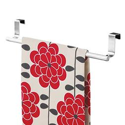 "InterDesign Forma Over the Cabinet 14"" Bath Towel Bar, Brush"
