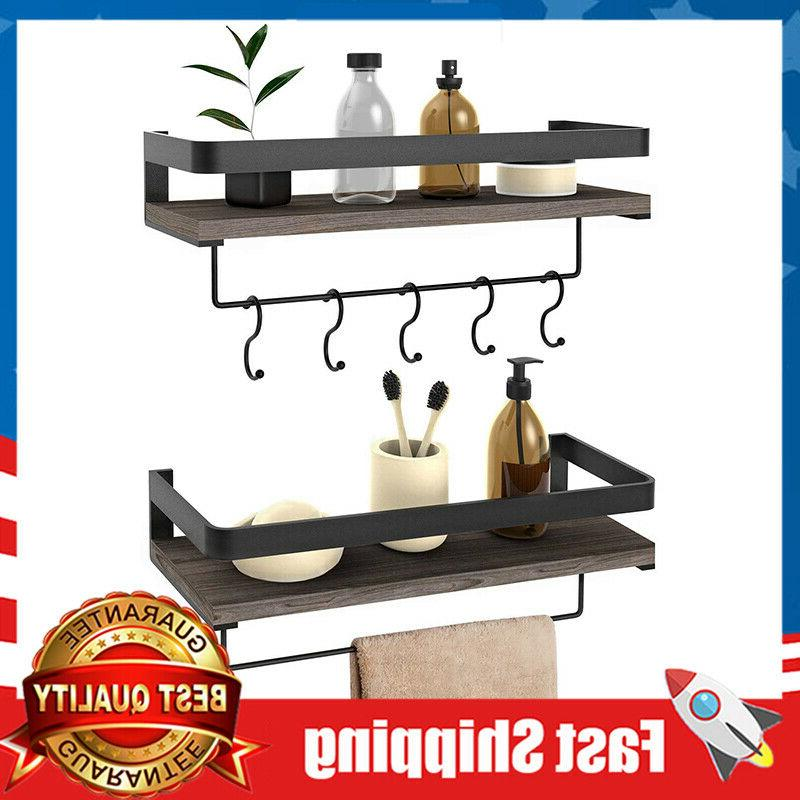 16 5inch floating shelves wall mounted 2