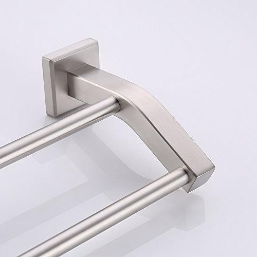 KES Towel Shelf Inch SUS Stainless Mount Rack Contemporary