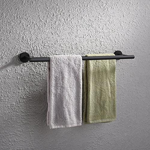 KES Bar Bathroom Bath Dual Hanger Stainless