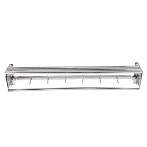 Foldable Rack Bar Holder Bathroom Shelf