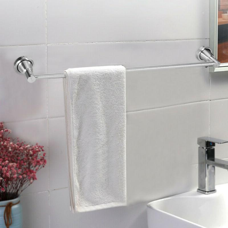 Bathroom Gatco 24 In. Single Bar Towel Rack Wall Mounted Sto