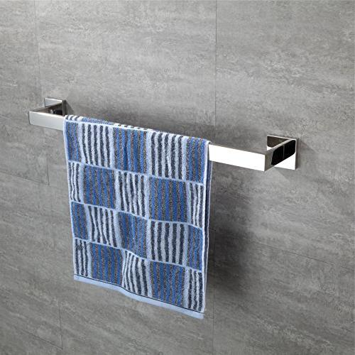 TURS Contemporary Hardware Towel Towel Bar Toilet Holder Tower Holder, 304 Stainless Steel Wall Mounted,