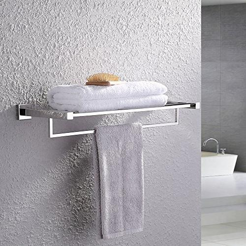 KES Towel Bathroom Shelf with Shower Organizer Wall Mount, A21010S60
