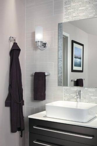 Moen Align Bathroom Towel Bar, Chrome