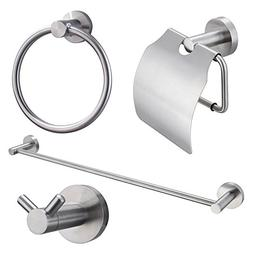 KES LA212-42 Bathroom 4 Piece Set Hardware Accessories SUS30