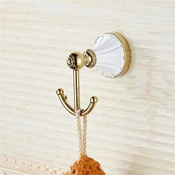 LINA bathroom accessories LAONA European white enamel copper