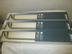 "LOT OF  KOHLER MISTOS R37051-BN 24"" BATHROOM TOWEL BAR BRUSH"
