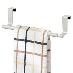 mDesign Over-the-Cabinet Expandable Kitchen Dish Towel Bar H
