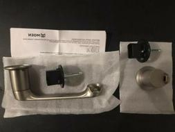Moen Method Wall Mounted Pivoting Toilet Paper Holder Brushe