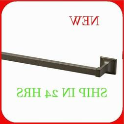 Millbridge Towel Bar - Size: 4.8 H x 3.82 W x 34.5 D, Finish