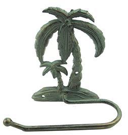 Chesapeake Bay Palm Tree Guest Kitchen or Hand Towel Bar Ver