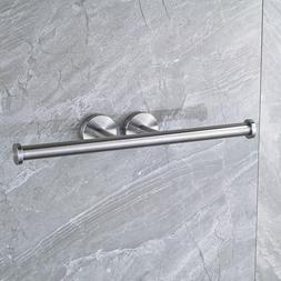 Shower Faucet System Set Brushed Nickel 10 inch Rainfall Sho