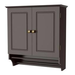 Wall Mount Cabinet Bathroom Storage Shelf Laundry Kitchen Or
